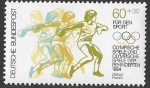 sello : Europa : Alemania : deportes