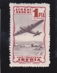 Stamps Spain -  PRO-MONTEPIO IBERIA(43)
