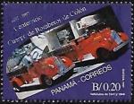 Sellos del Mundo : America : Panamá : Centenario del Cuerpo de  de Bomberos de Colón