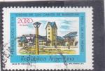 Stamps : America : Argentina :  CENTRO CIVICO SAN CARLOS DE BARILOCHE