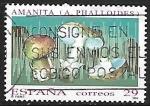 de Europa - España -  Sets - Amanita Phalloides