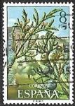 Stamps Europe - Spain -  Flora - Spanish Juniper