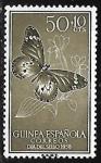 de Europa - España -  Dia del Sello 1958