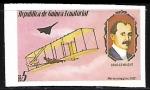 de Africa - Guinea Ecuatorial -  Historia de la Aviación - Orville Wright