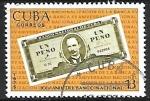 Sellos del Mundo : America : Cuba : Nota de un peso 1934