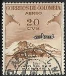 de America - Colombia -  Nevado del Ruiz, Manizales