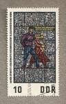 Sellos de Europa - Alemania -  Lucha contra tráfico ilegal de obras de arte