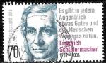sello : Europa : Alemania : Alemania-cambio