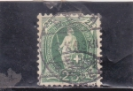Stamps Europe - Switzerland -  helvetia