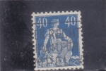 Stamps Switzerland -  GUERRERO