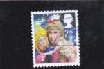 Stamps Europe - United Kingdom -  FIESTA