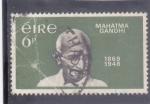 Stamps Ireland -  MAHATMA GANDHI