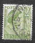 de Oceania - Australia -  231 - Isabel II