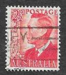 de Oceania - Australia -  234 - Jorge VI
