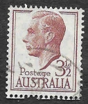 de Oceania - Australia -  236 - Jorge VI