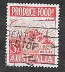 de Oceania - Australia -  254 - Cosecha de Trigo