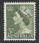 de Oceania - Australia -  257 - Isabel II
