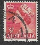de Oceania - Australia -  258 - Isabel II