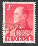 Sellos de Europa - Noruega -  372 - Rey Olaf V de Noruega