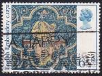 Sellos de Europa - Reino Unido -  bordado inglés 1272