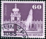 Stamps : Europe : Germany :  Dresde