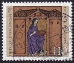 Sellos de Europa - Alemania -  Hildegard von Bingen