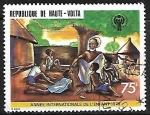Sellos del Mundo : Africa : Burkina_Faso :  Ano Internacional de la Infancia 1979