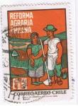Stamps America - Chile -  Reforma Agraria Chilena