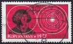 Stamps : Europe : Germany :  Copérnico
