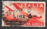 Stamps Italy -  C115 - Avión
