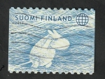 Stamps Finland -  2489 - Moomin
