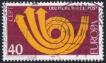 Stamps Germany -  Europa C.E.P.T. 40