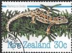 Sellos del Mundo : Oceania : Nueva_Zelanda : fauna