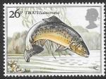 Sellos de Europa - Reino Unido -  fauna