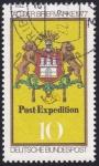 Sellos de Europa - Alemania -  día del sello 1977