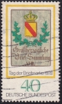 Stamps Germany -  día del sello 1978