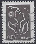 Sellos de Europa - Francia -  2005 - Marianne de Lamouche