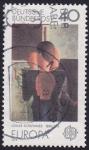 Stamps Germany -  Oskar Schlemmer C.E.P.T.