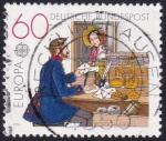 Sellos de Europa - Alemania -  oficina de correos