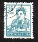 Stamps Romania -  Ocupaciones