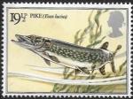 sello : Europa : Reino_Unido : fauna