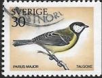 sello : Europa : Suecia : fauna