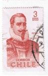 Stamps America - Chile -  Pedro de Valdivia