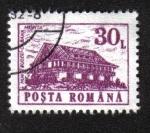 Sellos de Europa - Rumania -  Hoteles, Miorita, Bucegi