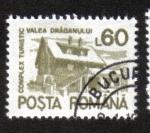 Sellos del Mundo : Europa : Rumania : Hoteles, Valea Draganului