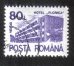 Sellos del Mundo : Europa : Rumania : Hoteles, Hotel Florica