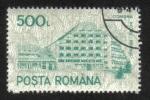 Sellos del Mundo : Europa : Rumania : Hoteles, Hotel Brandul, Voineasa