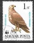 Sellos de Europa - Hungría -  2798 - Águila Pomerana