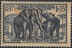 sello : Africa : Camerún : Camerún