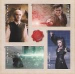 de America - Estados Unidos -  Harry Potter y sus enemigos